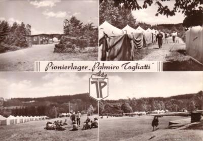 Postkarte 1973