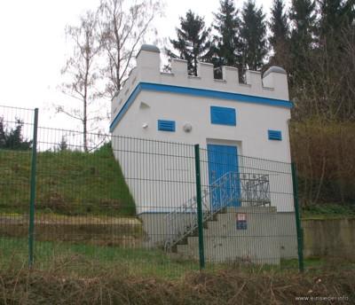 Wasserhochbehälter Einsiedel 2008