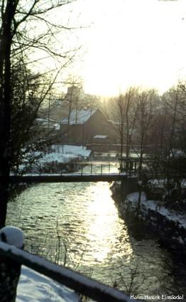 Hahnbrücke Einsiedel