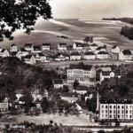 Einsiedel, Siedlung um 1935