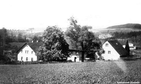 Ochsenkanzel Einsiedel um 1930