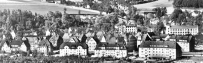 Reichsstraße Einsiedel 1932, oberer Teil