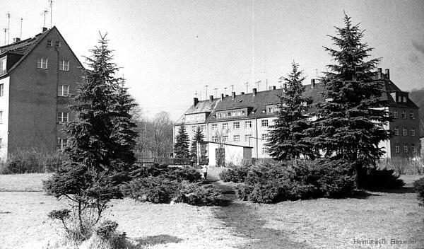 Walter-Wieland-Hain Mitte der 1960er Jahre
