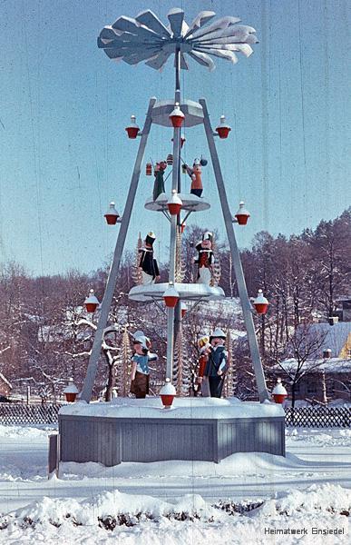 Pyramide Einsiedel 1971