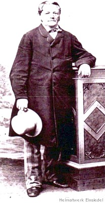 Karl Dr. Christian Moritz Ehinger