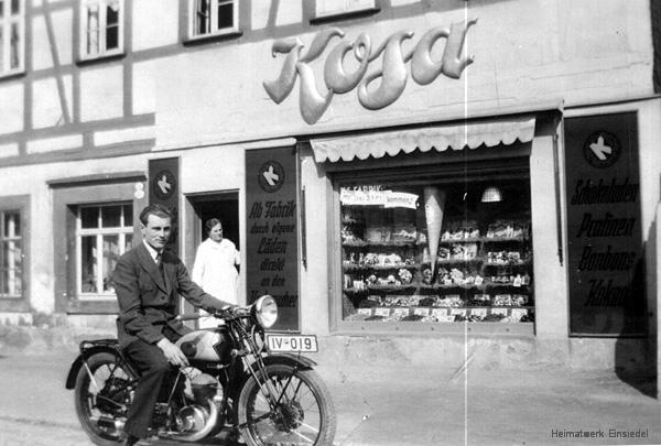 Kosa-Filiale in Einsiedel