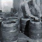 Edikettierung bei Winterling & Co. in Einsiedel um 1939