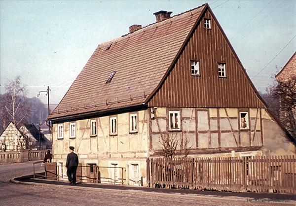 Roscher-Häusel in Einsiedel