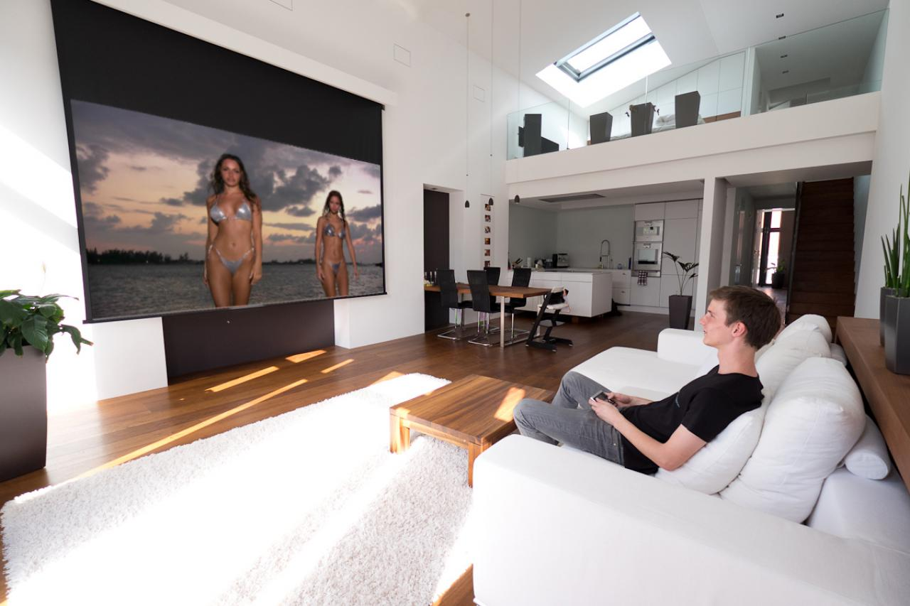 heimkino einrichten tipps optimale raumgestaltung m belideen. Black Bedroom Furniture Sets. Home Design Ideas
