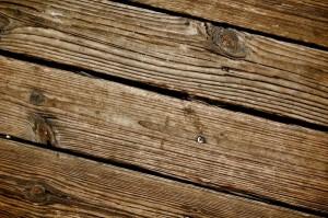 Holzterrasse selbst verlegen
