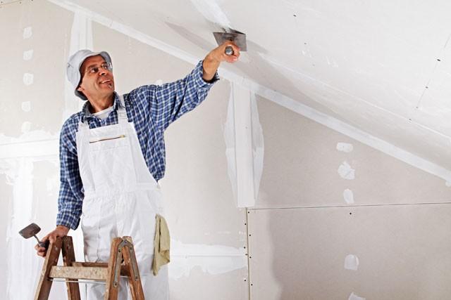 Gipskartonplatten zuschneiden und befestigen  So wirds gemacht  Heimwerkertricksnet