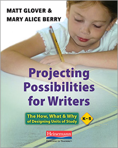 Learn more aboutProjecting Possibilities for Writers