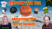 Mars Alien Technology in the Antarctic and a Mysterious Secret Space Program