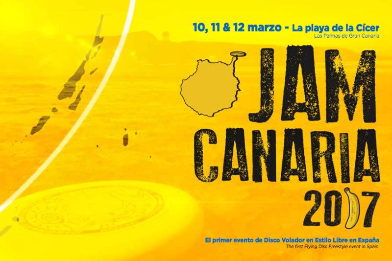 Jam Canaria 2017