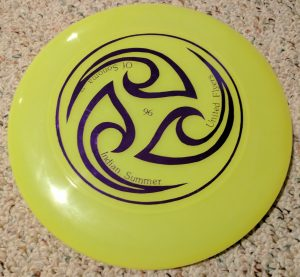 One Disc