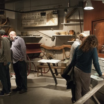 Meadowcroft Collection, Special Collections Gallery