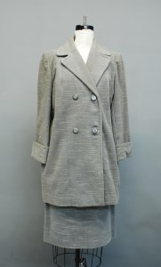 ALT:Angela Pasquale's Travel Suit, 1957