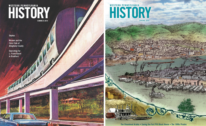 Back Issues of Western Pennsylvania History Magazine