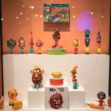 Mr. Potato Head | Toys of the '50s, '60s and '70s exhibit at the Heinz History Center