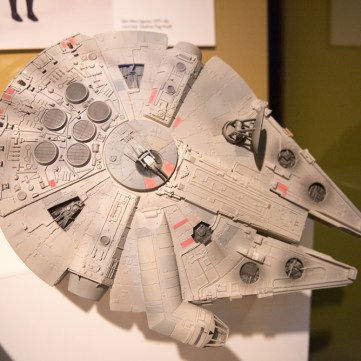 Star Wars' Millennium Falcon | Toys of the '50s, '60s and '70s exhibit at the Heinz History Center