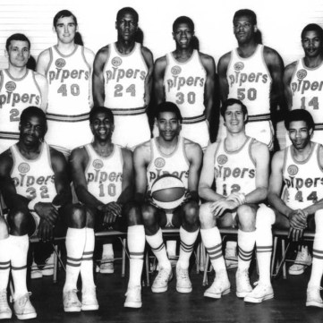 1967-68 Pittsburgh Pipers