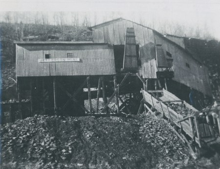 Jefferson Mine Tipple