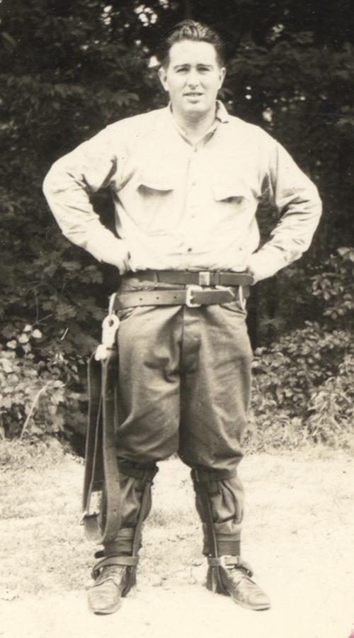 FBI agent John F. Leahy