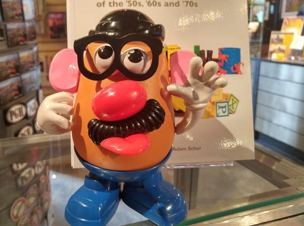 Potato Head Funny-face Kit Heinz History Center