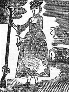 Mary Rowlandson