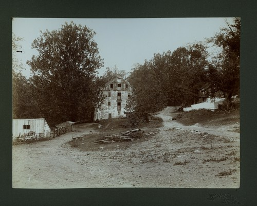 Site of Bard's Mill   Fort Pitt Museum Blog