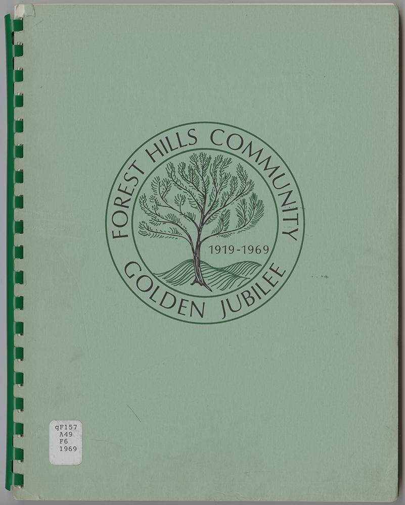 Forest Hills Community Golden Jubilee, 1969. Heinz History Center.