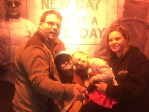 ALT:Zac, Nicole, Ethan and Emma, 12/29/16, Heinz History Center. | Your #Pixburgh Photo Album | #Pixburgh: A Photographic Experience
