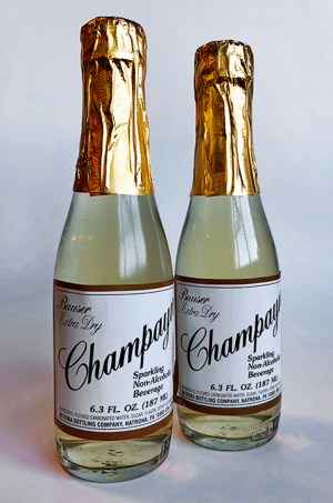 "Bauser (""bow-ZAY"") Champayno from Natrona Bottling. Photo by Brian Butko."