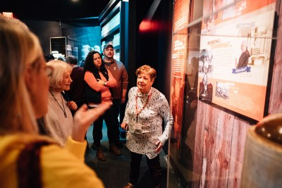 History Center docents