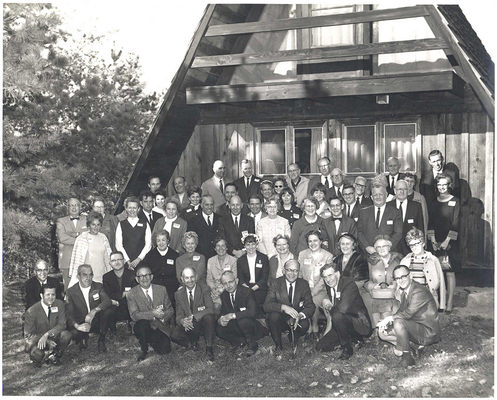 Honorary Incorporation Party, October 20, 1968.
