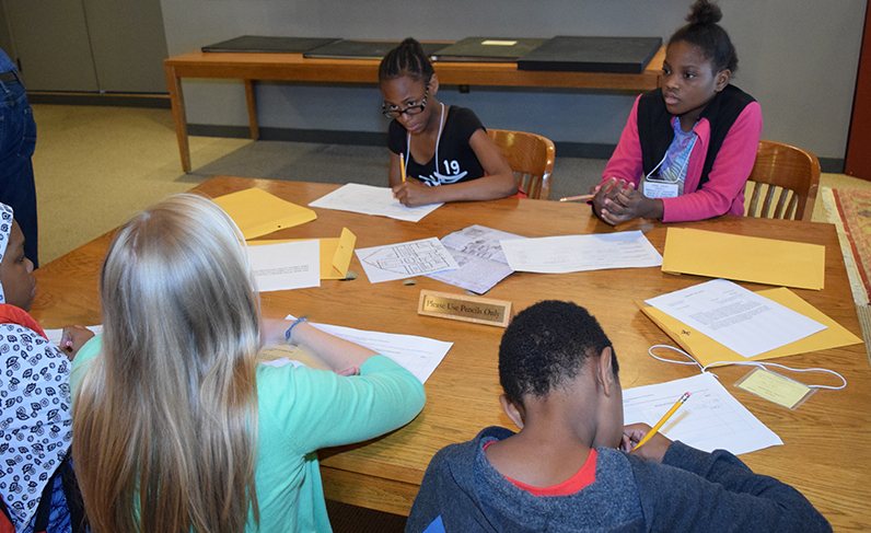 School Programs: Library & Archives