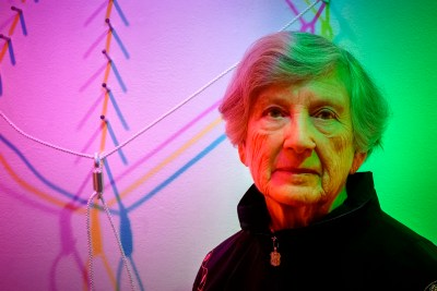 Jane Haskell was named Pittsburgh's Artist of the Year in 2006 by the Pittsburgh Center of the Arts, 2006. Courtesy Timothy Burak and Wikimedia Commons.