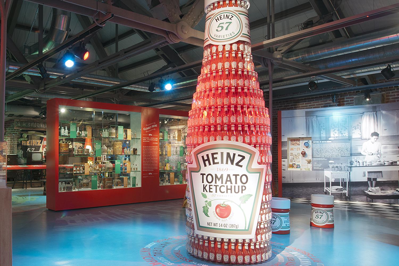 Heinz exhibit, Heinz History Center