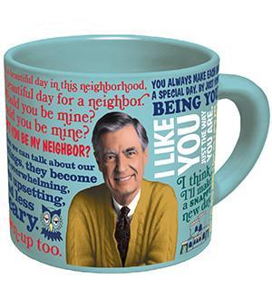 Mister Rogers' Sweater Color-Changing Mug