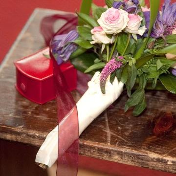 Hochzeitsdekoration Ausbildung
