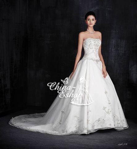 Brautkleid Aus China Im Internet Bestellen Heirat At