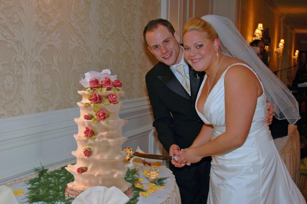 Konkurrenz fr die Hochzeitstorte  heiratendeutschland
