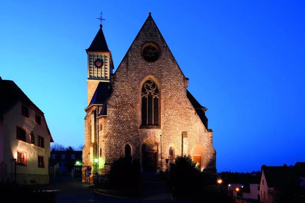RheinMain Traukapellen  Kirchen  Heiraten  Hochzeit