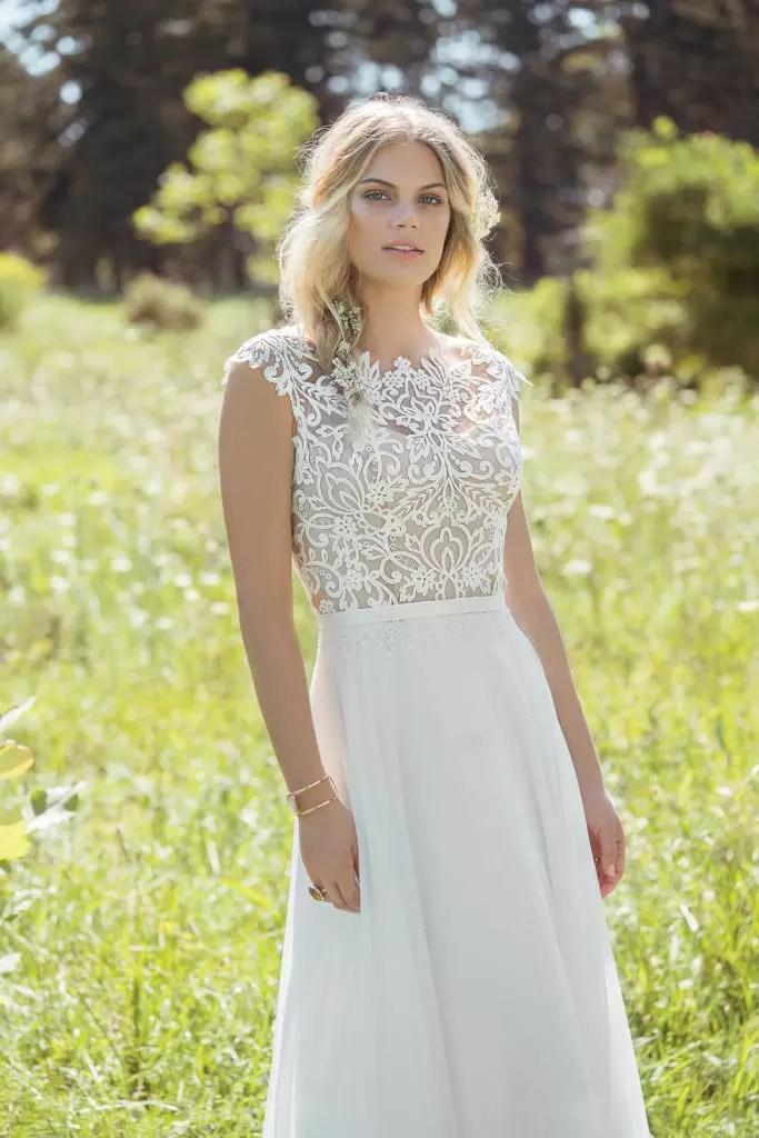 Das Lillian West Brautkleid HerbstWinter 2017  Heiraten