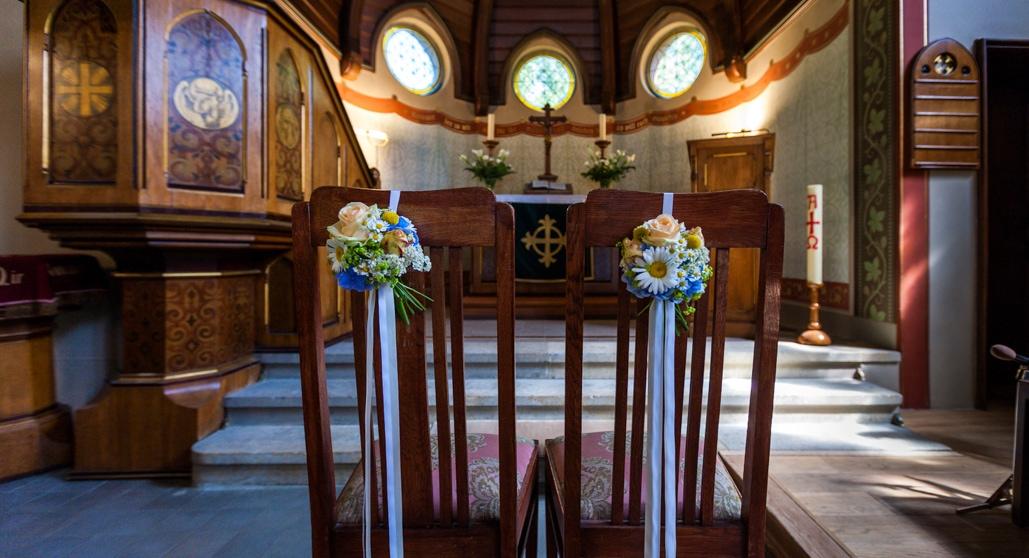 Standesamt Kirche und Freie Trauung  Heiraten mit Stil
