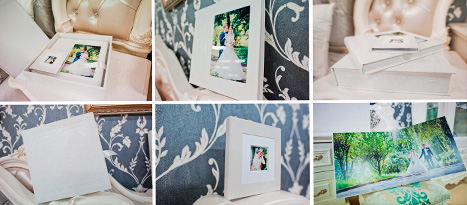 Hochzeitsfotobuch oder Hochzeitsfotoalbum  bleibende