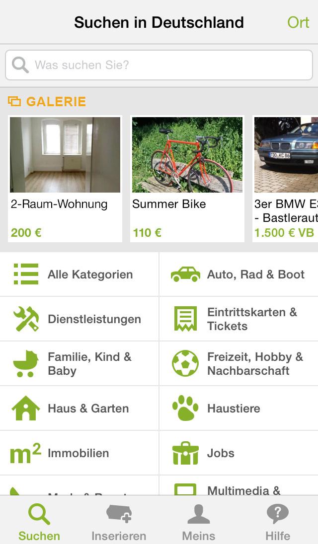 eBay Kleinanzeigen  heise Download