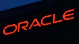 Logo von Softwarekonzern Oracle