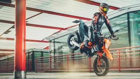 Single-Party: KTM 690 SMC R