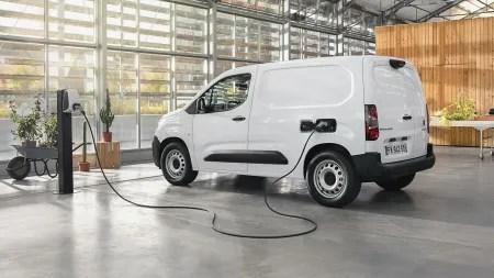 PSAs neuestes Stromkästchen: Der E-Transporter Citroën ë-Berlingo